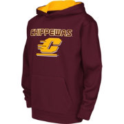 Colosseum Athletics Youth Central Michigan Chippewas Maroon Performance Hoodie