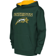 Colosseum Athletics Youth George Mason Patriots Green Performance Hoodie