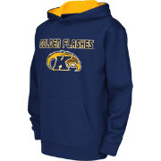 Colosseum Athletics Youth Kent State Golden Flashes Navy Poly Fleece Hoodie