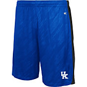 Colosseum Athletics Youth Kentucky Wildcats Blue Sleet Performance Shorts