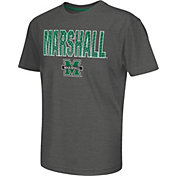 Colosseum Athletics Youth Marshall Thundering Herd Grey Position T-Shirt