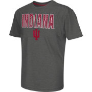 Colosseum Athletics Youth Indiana Hoosiers Grey Position T-Shirt
