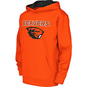 Colosseum Athletics Youth Oregon State Beavers Orange Performance Hoodie