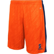 Colosseum Athletics Youth Syracuse Orange Blue Sleet Performance Shorts