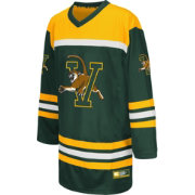 Colosseum Athletics Youth Vermont Catamounts Cross Check Hockey Jersey