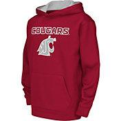 Colosseum Athletics Youth Washington State Cougars Crimson Performance Hoodie