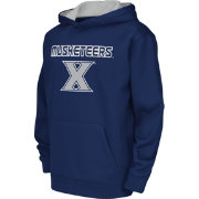 Colosseum Athletics Youth Xavier Musketeers Blue Poly Fleece Hoodie