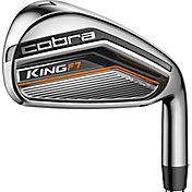 Cobra KING F7 Irons – (Steel)