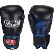 Combat Sports Synthetic Thai-Style Training Gloves