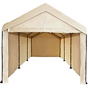 Caravan Canopy 10' x 20' Mega Domain Carport Canopy Sidewalls