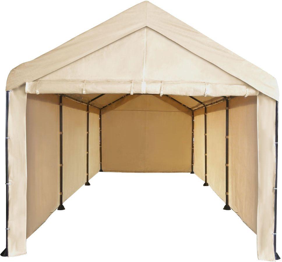 Caravan Canopy 10u0027 x 20u0027 Mega Domain Carport Canopy Sidewalls  sc 1 st  DICKu0027S Sporting Goods & Caravan Canopy 10u0027 x 20u0027 Mega Domain Carport Canopy Sidewalls ...