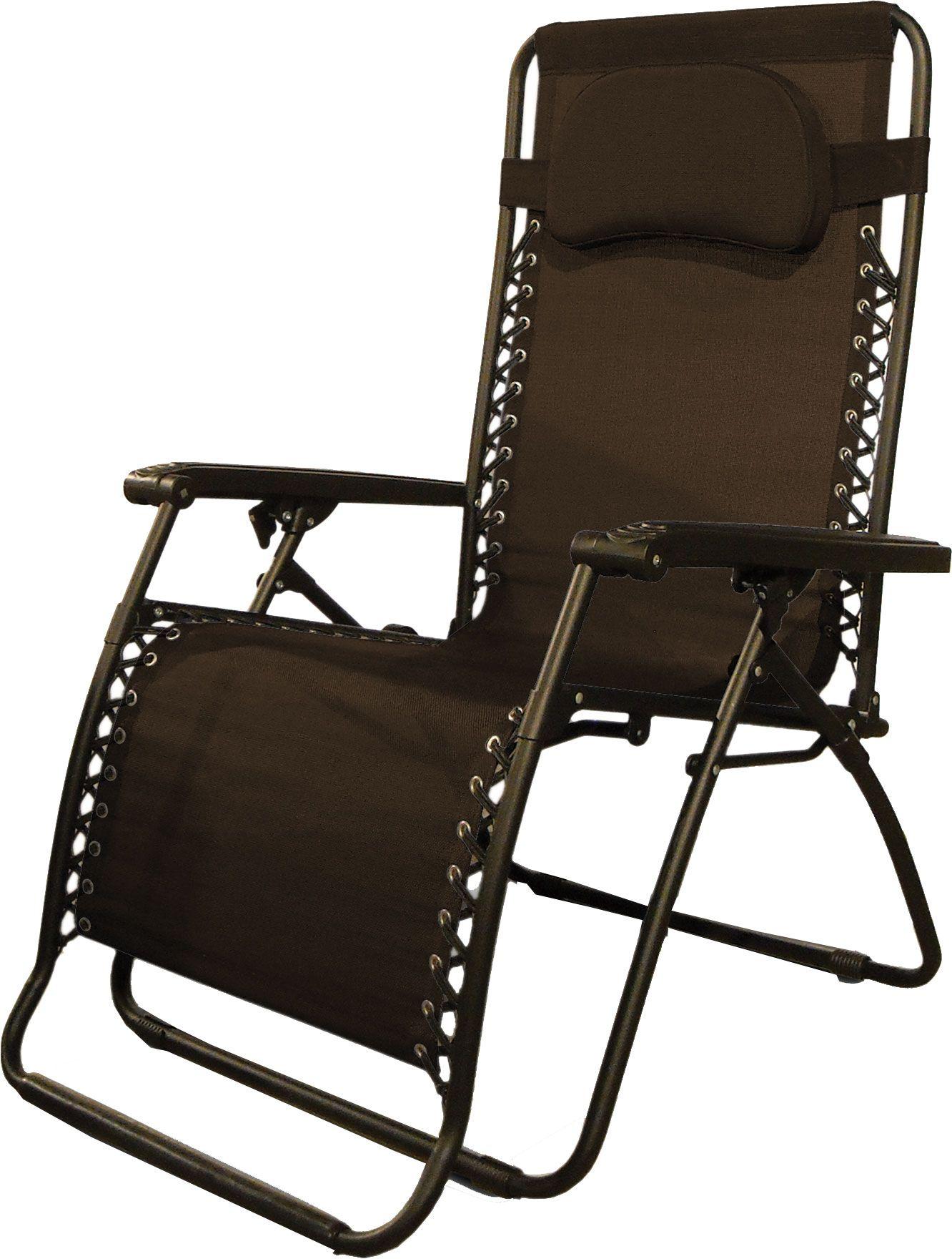 Folding patio chairs - Product Image Caravan Oversized Infinity Zero Gravity Chair