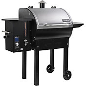 Camp Chef SmokePro Deluxe Stainless Steel Pellet Grill Kit