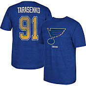 CCM Men's St. Louis Blues Vladimir Tarasenko #91 Vintage Replica Royal Player T-Shirt