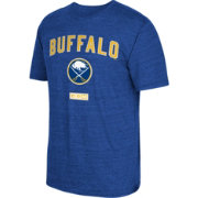 CCM Men's Buffalo Sabres Stitches Needed Royal T-Shirt