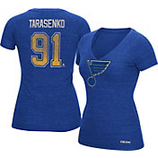CCM Women's St. Louis Blues Vladimir Tarasenko #91 Home Player T-Shirt
