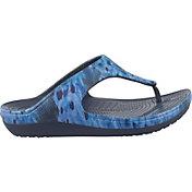 Crocs Women's Sloane Platform Flip Flops