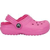 Crocs Kids' Classic Lined Clogs