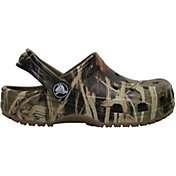 Crocs Youth Classic Realtree Camo Clog