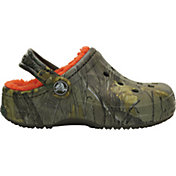 Crocs Kids' Realtree Xtra Winter Clogs