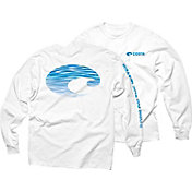 Costa Del Mar Men's Swell Long Sleeve Shirt