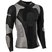Century Youth Padded Long Sleeve Compression Shirt