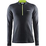 Craft Men's Light Wool Half-Zip Pullover