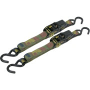Cargoloc 8' Camo Ratchet Tie Downs – 2 Pack
