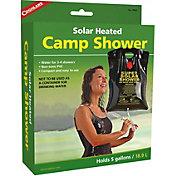 Coghlan's Solar-Heated Camp Shower