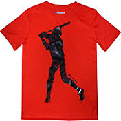 Champion Boys' Baseball Silhouette Graphic T-Shirt