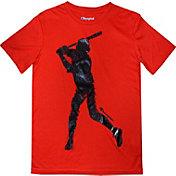 Champion Boys' Baseball Silhouette Graphic T-Shirt