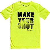 Champion Boys' Make Your Shot Graphic T-Shirt
