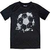Champion Boys' Soccer Graphic T-Shirt