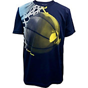 Champion Boys' Basketball Net Graphic T-Shirt