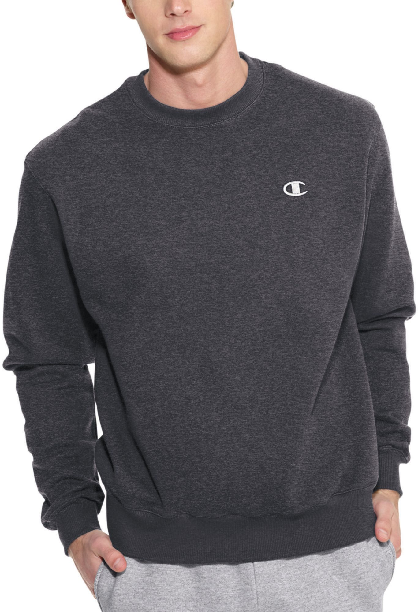 Champion Crew Neck Sweatshirts - Hazmat Clothing