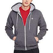 Champion Men's Eco Fleece Full Zip Hoodie
