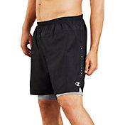 Champion Men's Cool CTRL 2-in-1 7'' Running Shorts