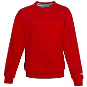 Champion Men's Cotton Max Crewneck Sweatshirt—Big & Tall