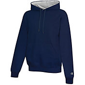 Champion Men's Cotton Max Pullover Hoodie— Big & Tall