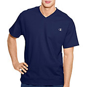 Champion Men's Jersey V-Neck T-Shirt