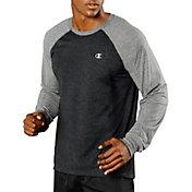 Champion Men's Vapor Cotton Long Sleeve Shirt