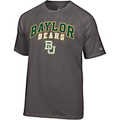 Champion Men's Baylor Bears Grey T-Shirt