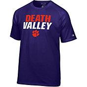 Champion Men's Clemson Tigers Regalia Football Slogan T-Shirt