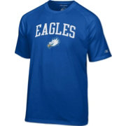 Champion Men's Florida Gulf Coast Eagles Grey T-Shirt