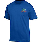 Champion Men's Florida Gators Blue 2016 Official Fan T-Shirt