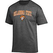 Champion Men's Oklahoma State Cowboys Grey T-Shirt
