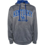 Champion Men's Kentucky Wildcats Grey Dominate 2 Hoodie