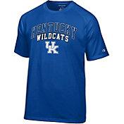 Champion Men's Kentucky Wildcats Grey T-Shirt