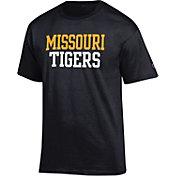 Champion Men's Missouri Tigers Black T-Shirt