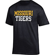 Champion Men's Missouri Tigers Black T-Shirt